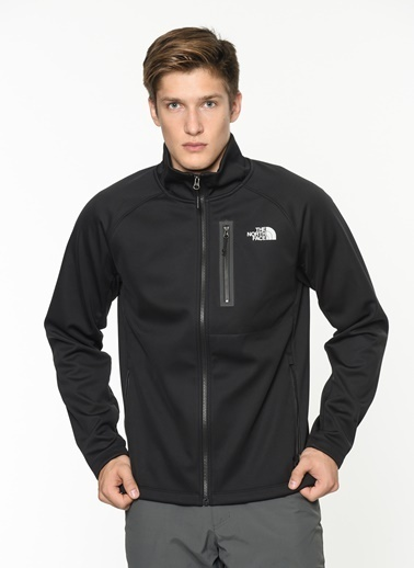 The North Face Softshell Mont Siyah
